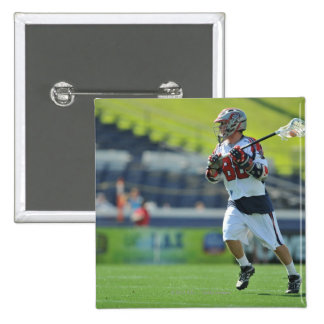ANNAPOLIS, MD - AUGUST 28:  Max Quinzani #88 2 15 Cm Square Badge