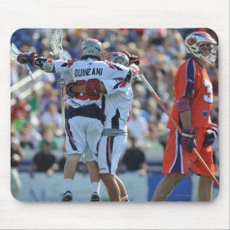 ANNAPOLIS, MD - AUGUST 28:  Max Quinzani #88 3 Mouse Pad
