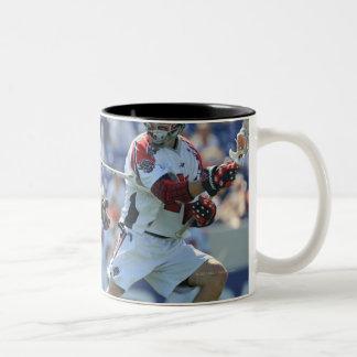 ANNAPOLIS, MD - AUGUST 28:  Mike Stone #41 4 Coffee Mug