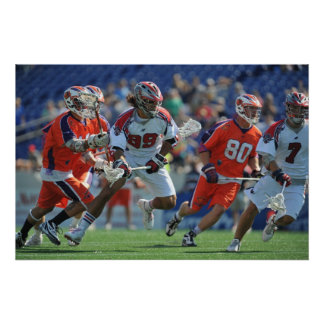 ANNAPOLIS, MD - AUGUST 28:  Paul Rabil #99 2 Poster