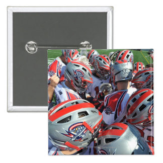 ANNAPOLIS, MD - AUGUST 28:  The Boston Cannons 15 Cm Square Badge
