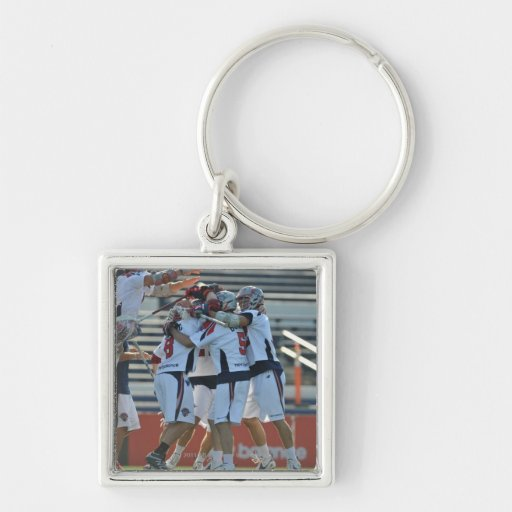 ANNAPOLIS, MD - AUGUST 28:  The Boston Cannons 3 Key Chain