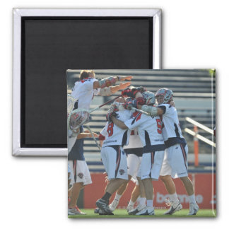 ANNAPOLIS MD - AUGUST 28 The Boston Cannons 3 Fridge Magnet