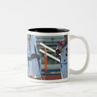 ANNAPOLIS, MD - AUGUST 28:  The Boston Cannons 3 Mugs