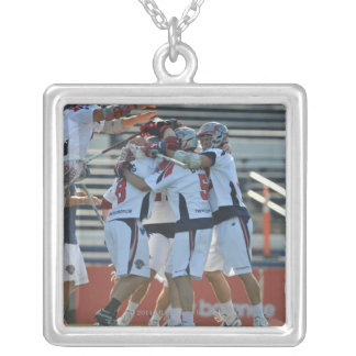 ANNAPOLIS, MD - AUGUST 28:  The Boston Cannons 3 Pendants