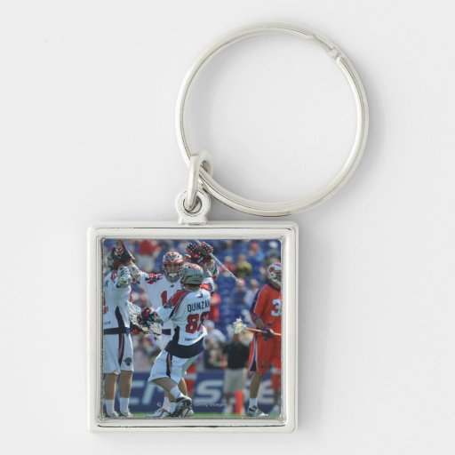 ANNAPOLIS, MD - AUGUST 28:  The Boston Cannons 4 Key Chain