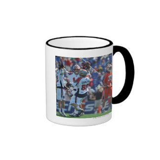 ANNAPOLIS, MD - AUGUST 28:  The Boston Cannons 4 Mug