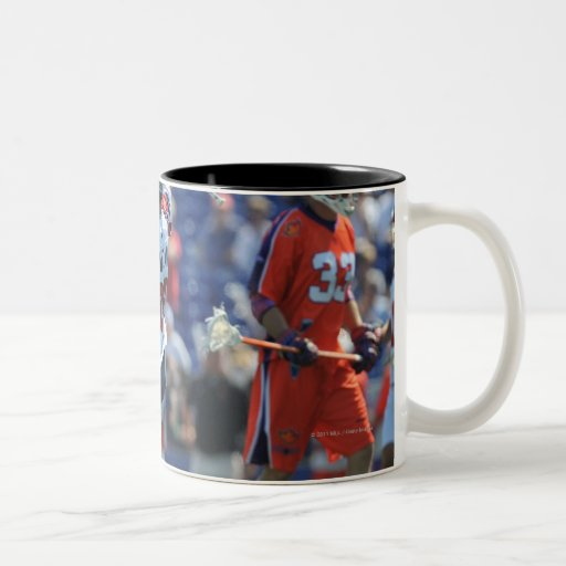 ANNAPOLIS, MD - AUGUST 28:  The Boston Cannons 4 Coffee Mugs