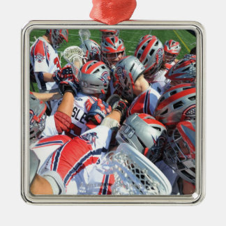 ANNAPOLIS, MD - AUGUST 28:  The Boston Cannons 5 Christmas Ornaments