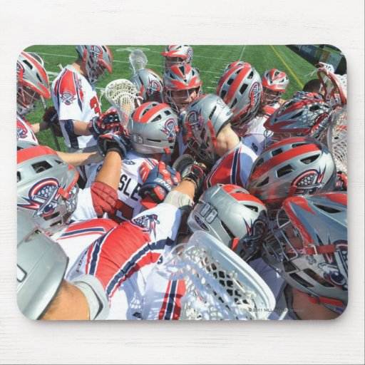 ANNAPOLIS, MD - AUGUST 28:  The Boston Cannons 5 Mousepad