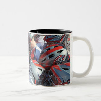 ANNAPOLIS, MD - AUGUST 28:  The Boston Cannons 5 Coffee Mugs