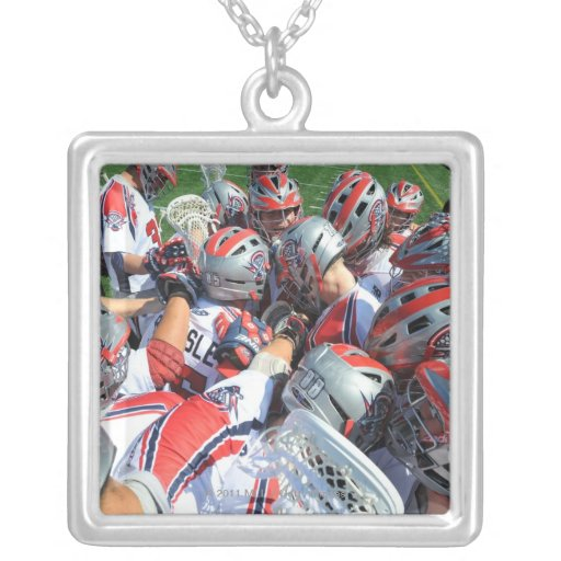 ANNAPOLIS, MD - AUGUST 28:  The Boston Cannons 5 Pendant