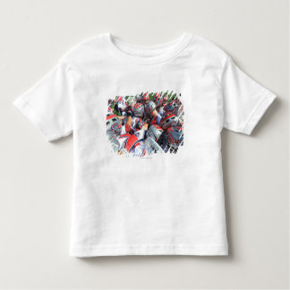 ANNAPOLIS, MD - AUGUST 28:  The Boston Cannons 5 T-shirt