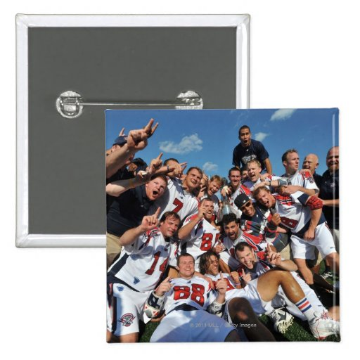 ANNAPOLIS, MD - AUGUST 28:  The Boston Cannons 6 Pin