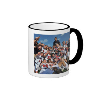 ANNAPOLIS, MD - AUGUST 28:  The Boston Cannons 6 Mug