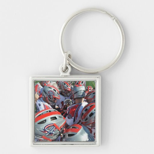 ANNAPOLIS, MD - AUGUST 28:  The Boston Cannons Keychains