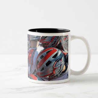 ANNAPOLIS, MD - AUGUST 28:  The Boston Cannons Coffee Mug