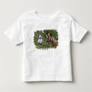 ANNAPOLIS, MD - JULY 02: Brian Carroll #8 3 Toddler T-Shirt
