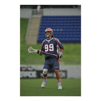 ANNAPOLIS, MD - JUNE 25:  Paul Rabil #99 3 Poster