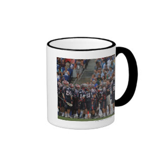 ANNAPOLIS, MD - JUNE 25:  The Boston Cannons Mugs