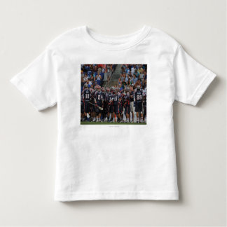 ANNAPOLIS, MD - JUNE 25:  The Boston Cannons Tees