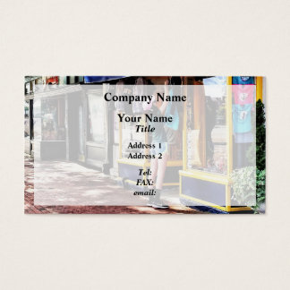 Annapolis MD - Opening For Business Business Card