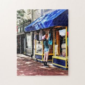 Annapolis MD - Opening For Business Jigsaw Puzzle