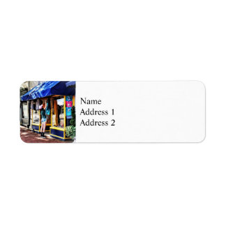 Annapolis MD - Opening For Business Return Address Label