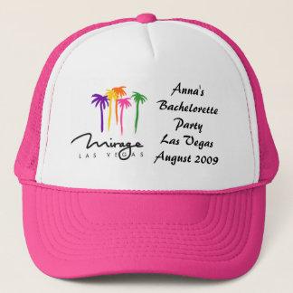Anna's Bachelorette Party 2009 Trucker Hat