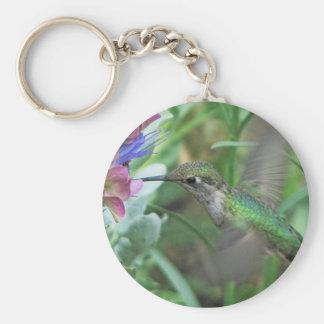 Anna's Hummingbird Keychain