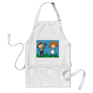Anne and Gilbert Standard Apron
