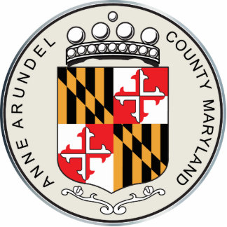 Anne Arundel county seal Cut Outs