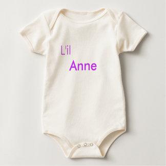 Anne Baby Bodysuit