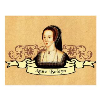 Anne Boleyn Classic Postcard