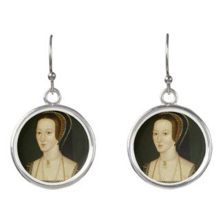 Anne Boleyn - Drop Earrings