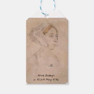 Anne Boleyn Gift Tags
