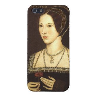 Anne Boleyn iPhone Case iPhone 5/5S Covers