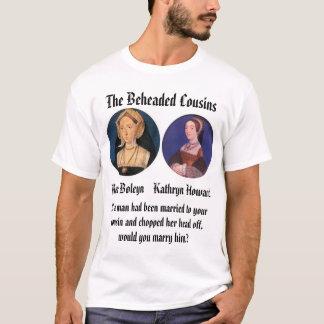 Anne Boleyn    Kathryn Howard T-Shirt