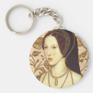 Anne Boleyn Key Ring