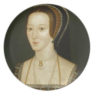 Anne Boleyn Plate