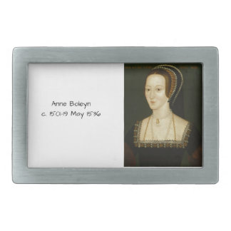 Anne Boleyn Rectangular Belt Buckles