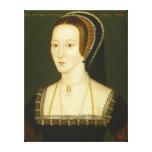 Anne Boleyn Second Wife of Henry VIII Portrait Canvas Prints