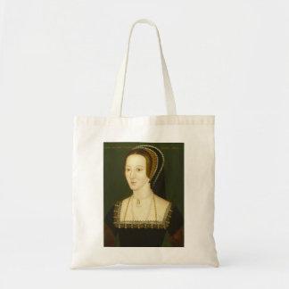 Anne Boleyn Second Wife of Henry VIII Portrait Tote Bag