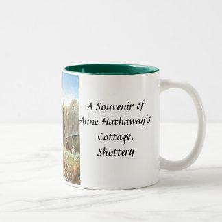 Anne Hathaway's Cottage Souvenir Mug