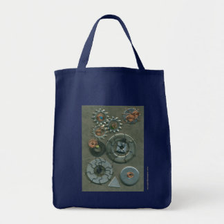 Anne Mulligan Mechanical ACEO Challenge Tote Bag