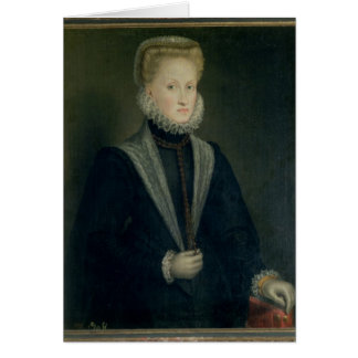 Anne of Austria, Queen of Spain Card