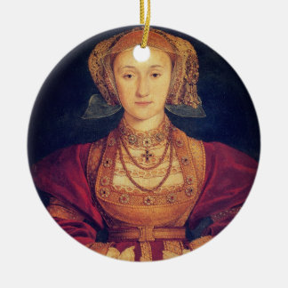 Anne of Cleves Ornament