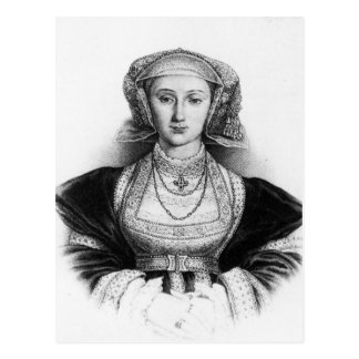 Anne of Cleves Postcard