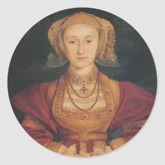 Anne of Cleves Stickers
