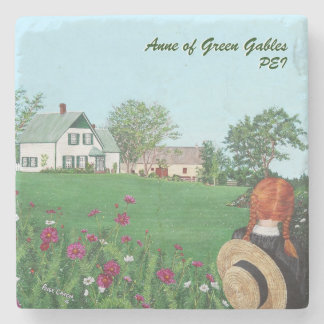 Anne of Green Gables Marble Stone Coaster